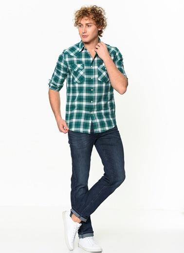 Lee Gömlek Yeşil